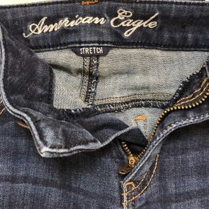 American Eagle Outfitters Jeans - American Eagle Destroyed Jeans